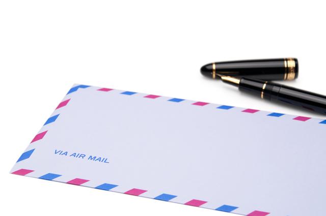 お礼の手紙に使える、ビジネス用の文例、例文4つ